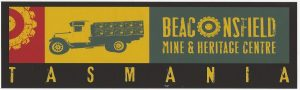 Beaconsfield Mine & Heritage Centre Stickers