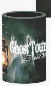 Port Arthur Ghost Tour - Custom Designed Stubby Holder