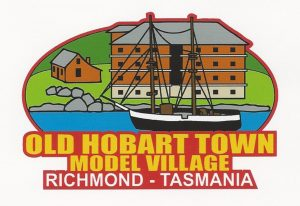 old hobart town model village