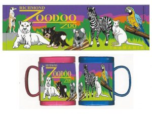 Richmond ZooDoo - Custom Mug Coffee Cup Design